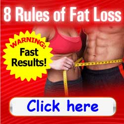 8 Rules of Fat Loss